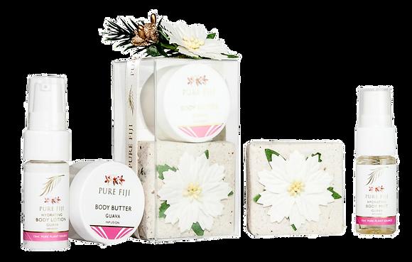 PURE FIJI  MINI SPA BOX with Soap