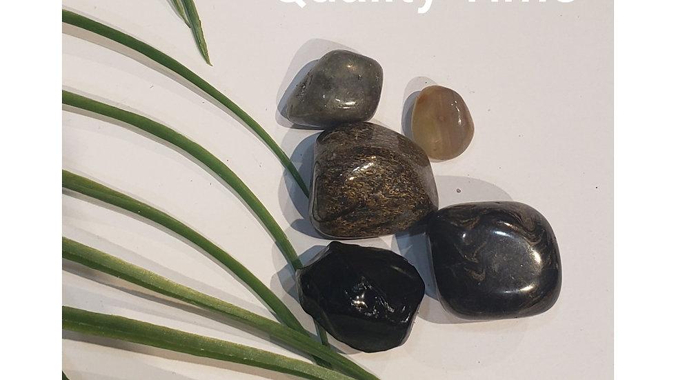 Stone Set Quality Time (Love Language)