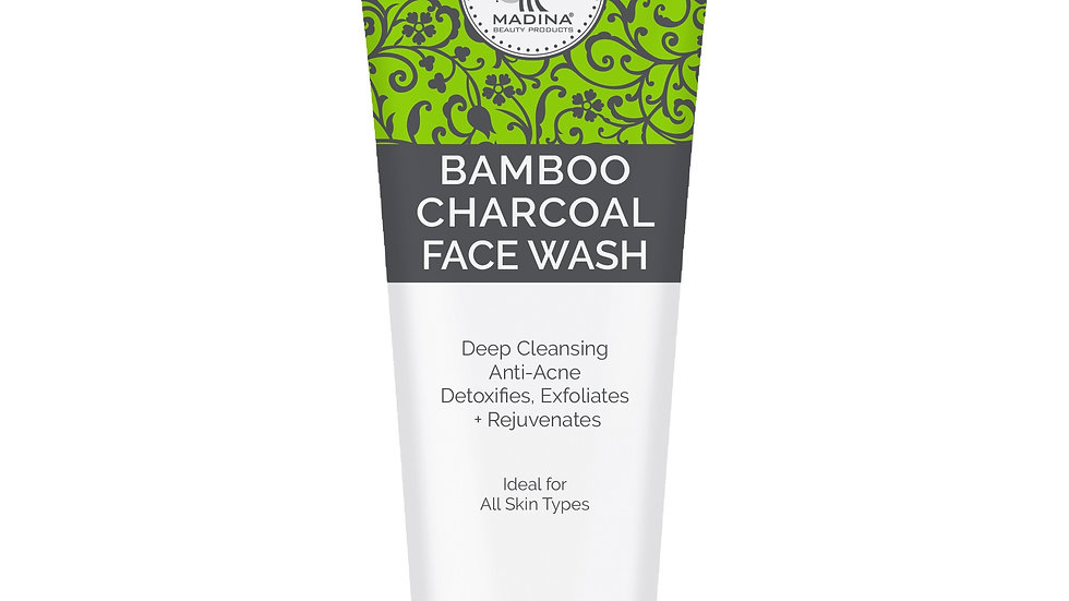 Bamboo Face Wash