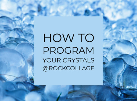 Programming Your Crystals