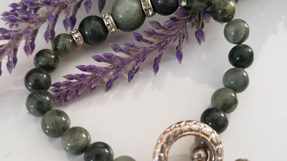Jade Love Bracelet