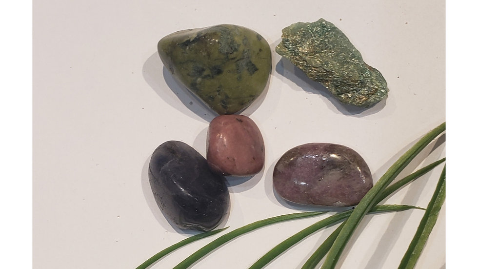 Stone Set Physical Touch (Love Language)
