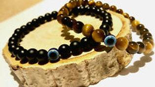 Evil Eye Crystal Bracelet