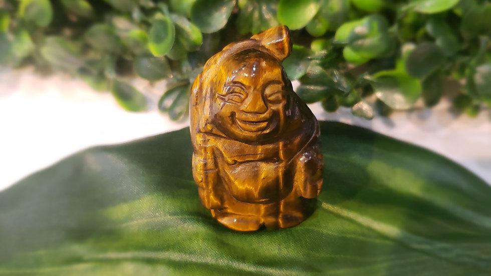 Crystal Buddha