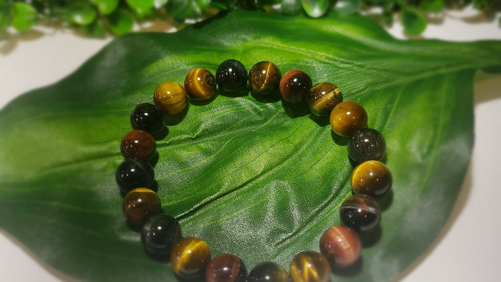 Multi Tiger Eye Bracelet