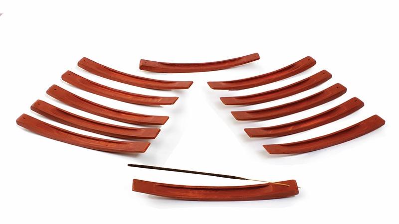 Curved Incense Holder