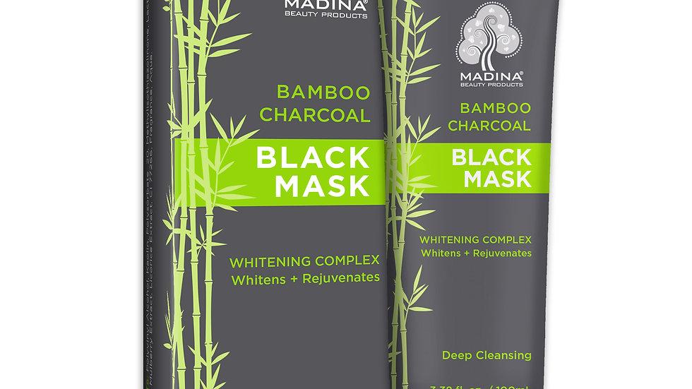 Bamboo Charcoal Peel Face Mask