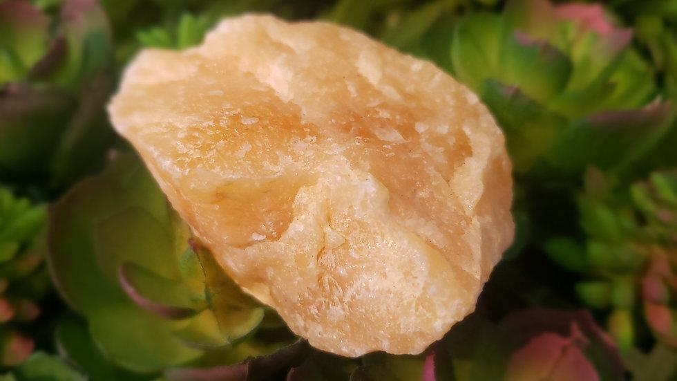 Large Orange Calcite