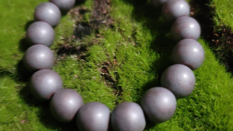 Hematite (matte) Bracelet
