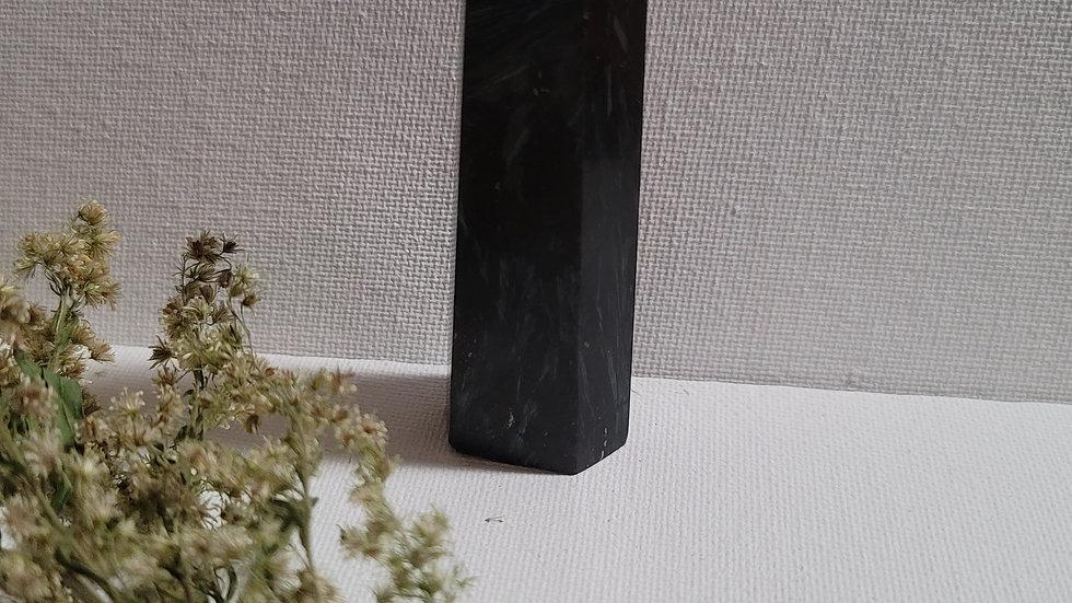 Arfvedsonite Obelisk
