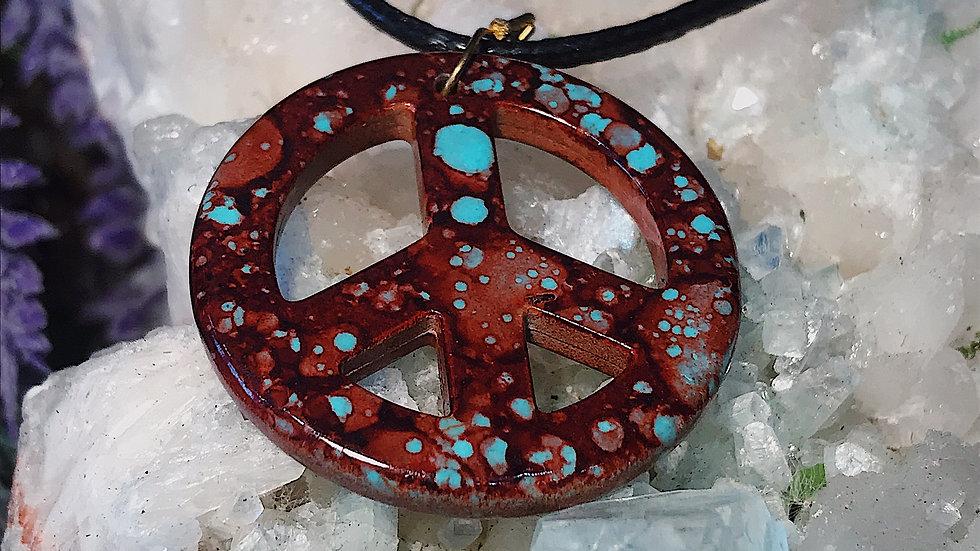 Crystal Peace Pendant