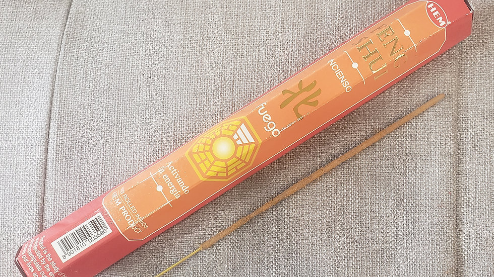 Feng Shui Fire Incense