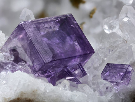 Why Do Crystals Break?