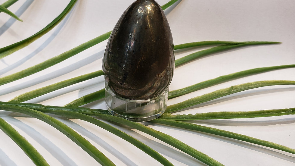 Pyrite Egg (Decorative)