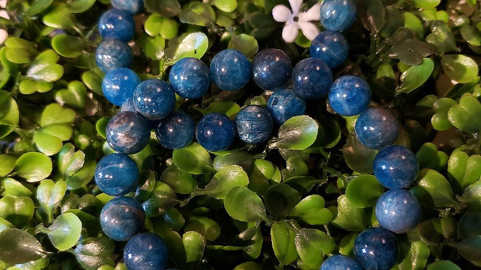 Blue Apatite Bracelet