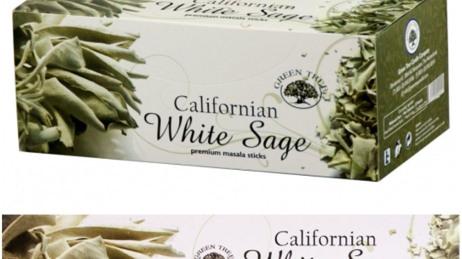 California White Sage Incence