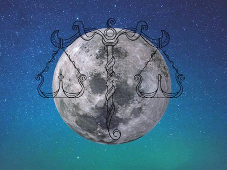 Full Moon in Libra whats in store