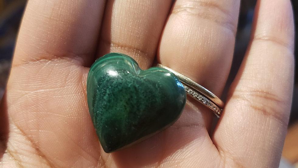 Palm Heart Crystal