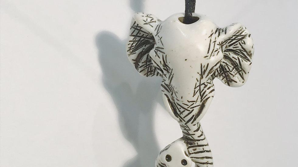 Elephant Head Amulet