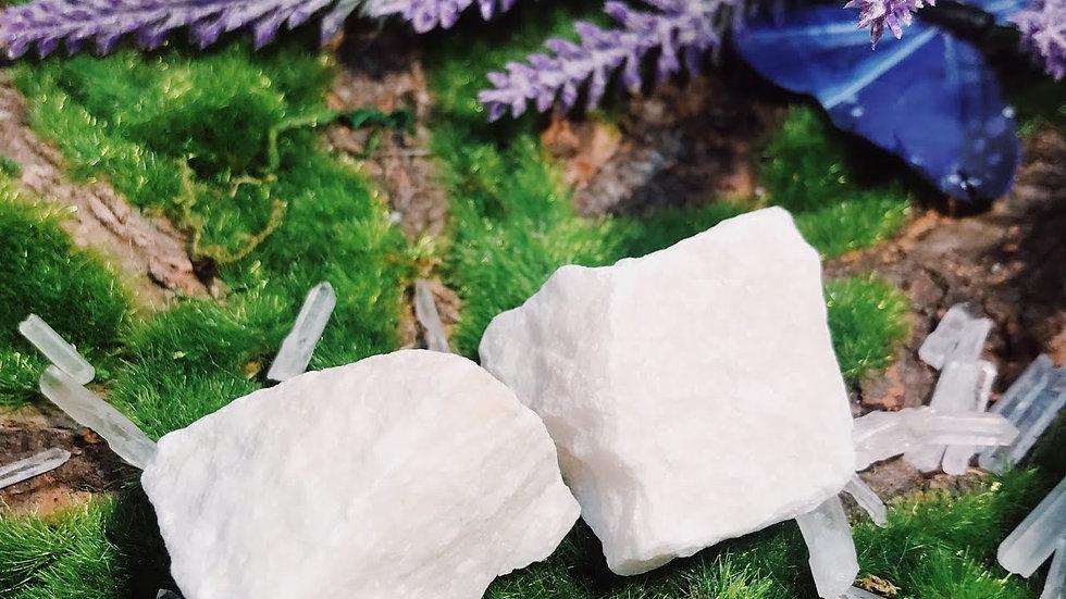 Raw White Onyx