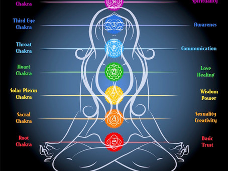 What is a Chakra and What Does it Do?