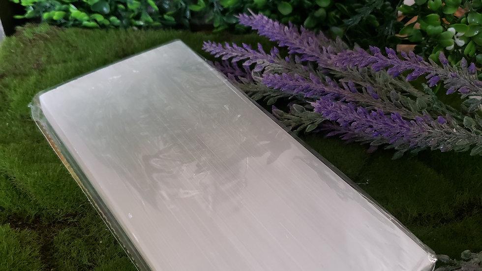Large Selenite Charging Plate