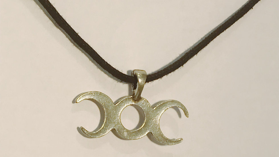 Wicca Moon Balancing Amulet