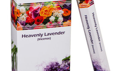 Heavenly Lavender Incense