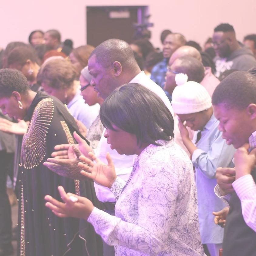 Tuesday Prayer / Bible Study