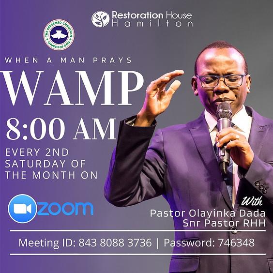 WAMP- When A Man Prays