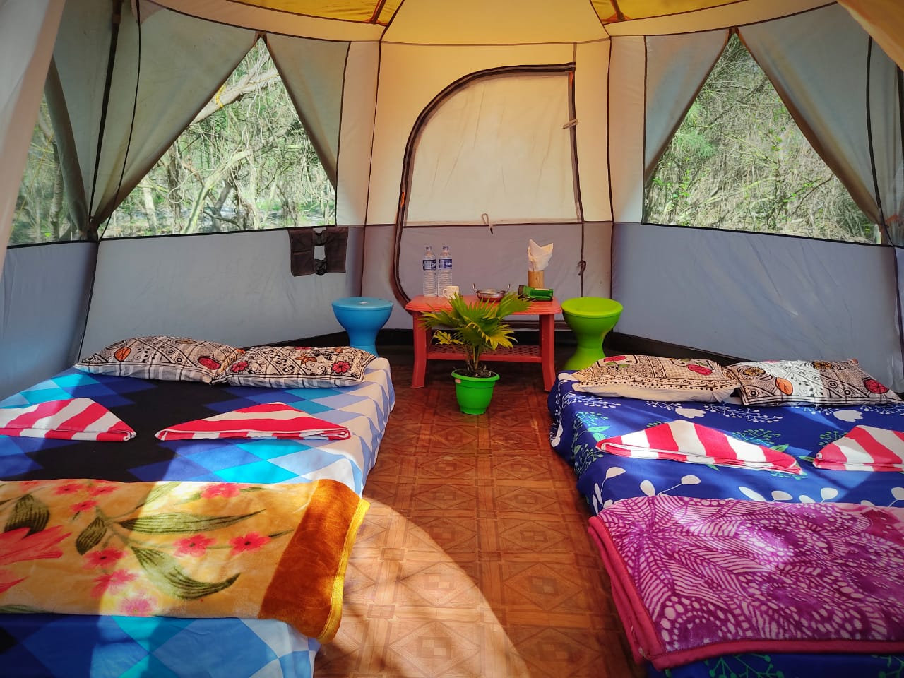 Ugroshore Luxury Night Camping