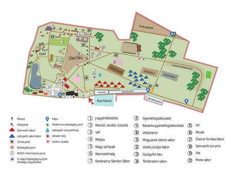 Letölthető térkép