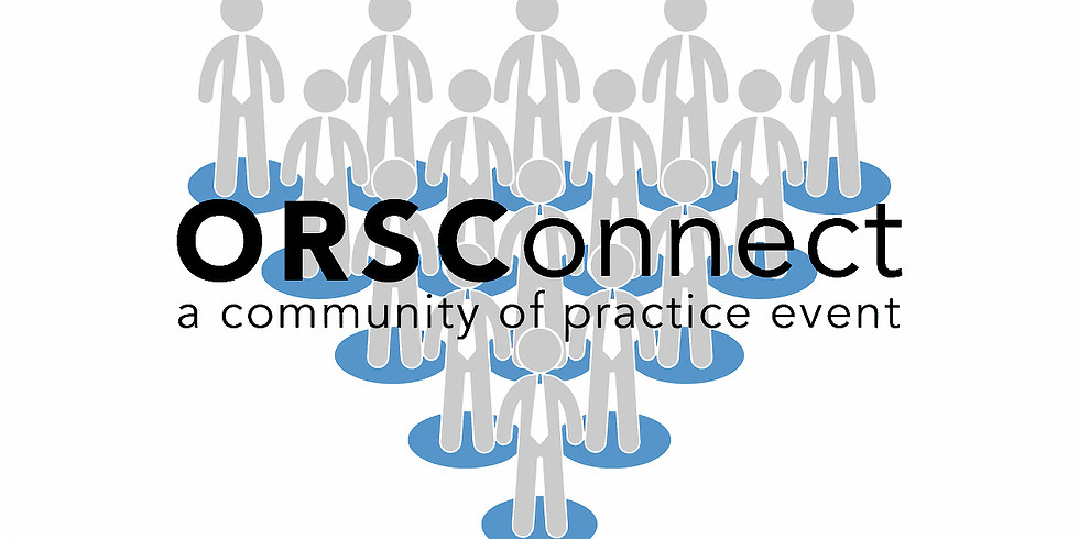 ORSConnect | A Community of Practice Event | An Initiative by Elf Coaching