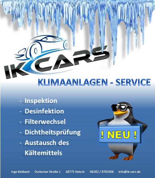 Klimaannlagen Service!