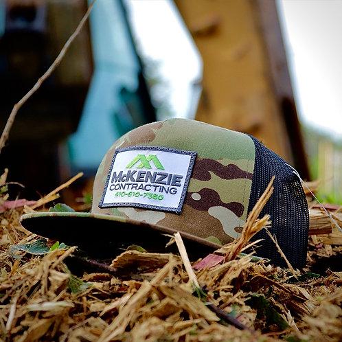 McKenzie Trucker Hat - Camo