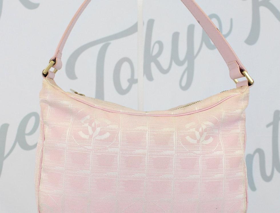 Chanel Travel Line Pink Mini Bag Handbag