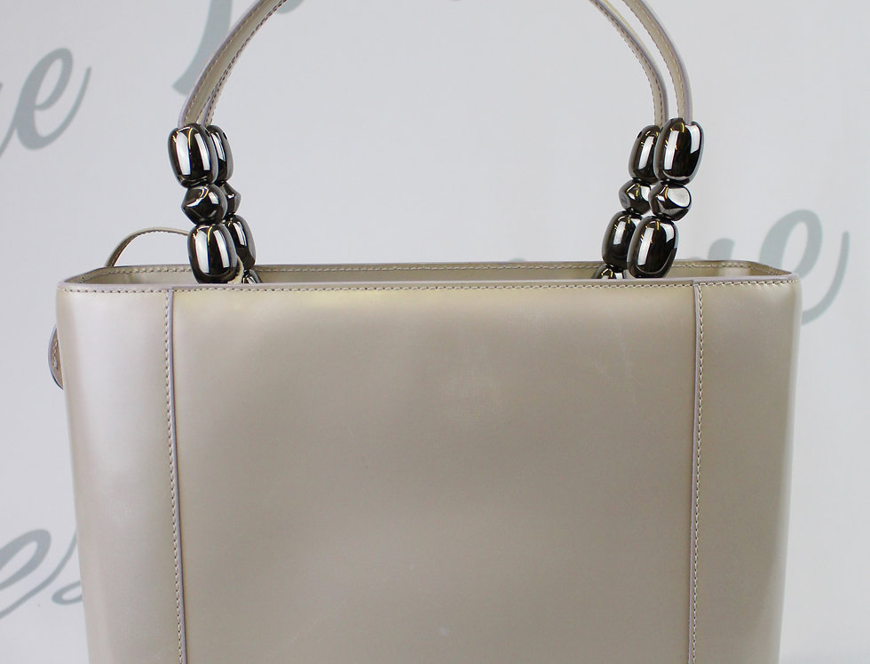 Christian Dior Lady Maris Pearl Handbag