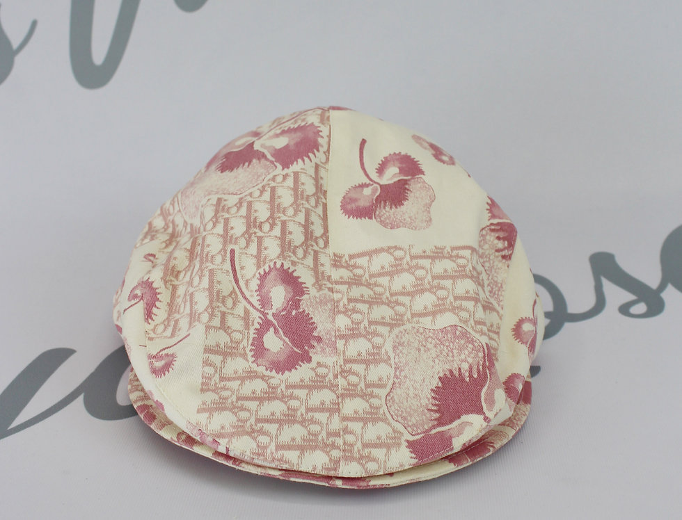 Christian Dior Pink Monogram Logo Print Golf Hat Girly Trotter