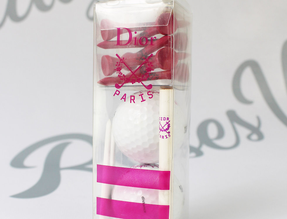 Dior Golf Kit