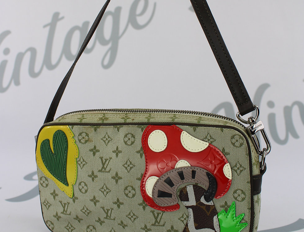 Louis Vuitton Mushroom Shoulder Bag