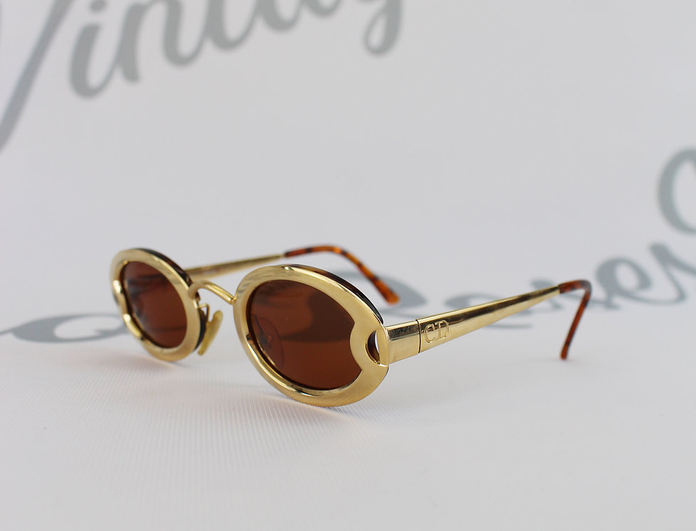 Limited Edition Christian Dior 1995 Lunettes Runway Sunglasses