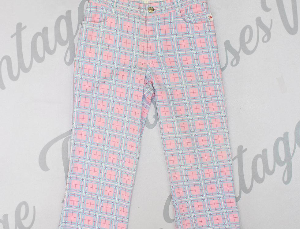 Vintage Courreges Multicolor Pants