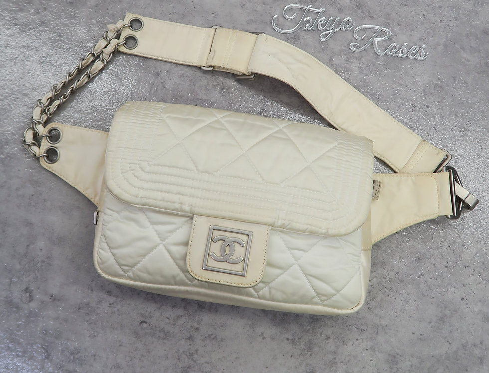 Chanel Sport Fanny Pack Bum Bag