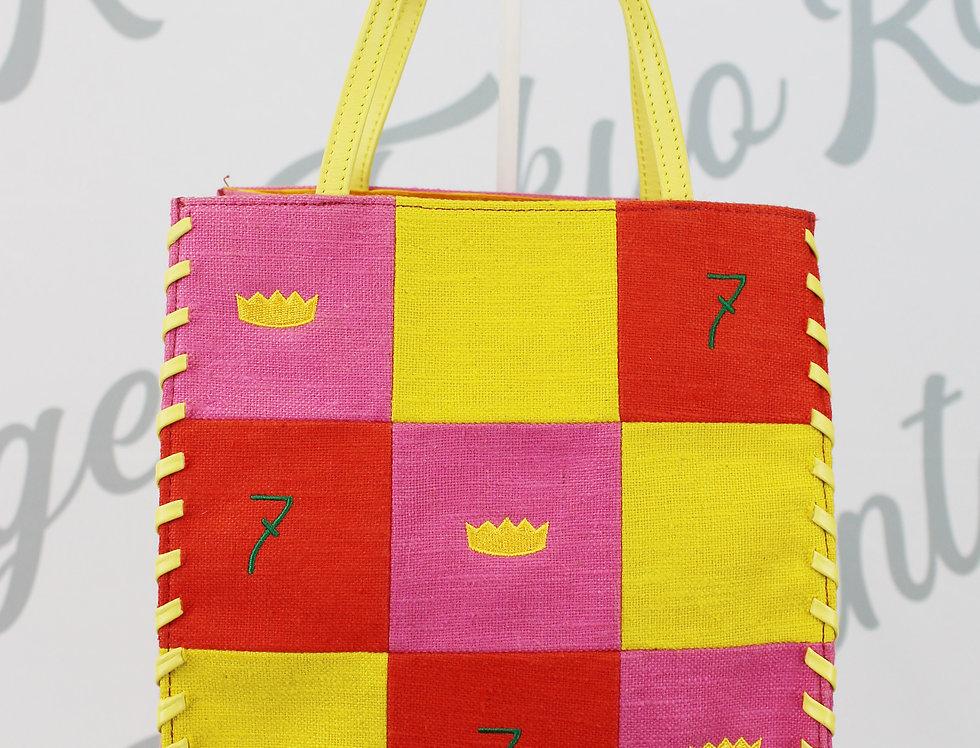 Todd Oldham Cube Handbag Purse