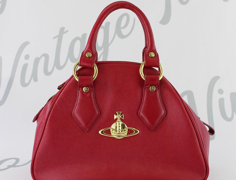 Vivienne Westwood Anglomania Bag Red