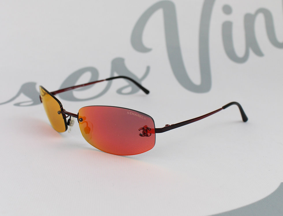 Chanel Sunset Holographic Tinted Glasses