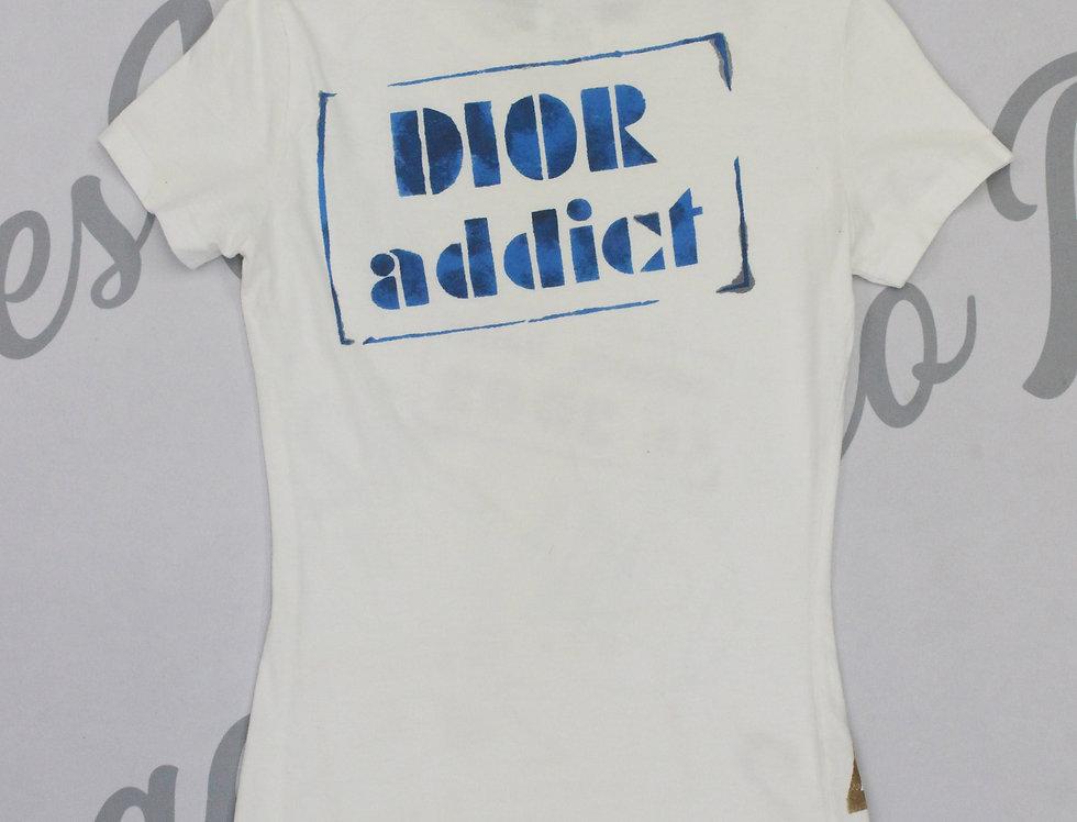 Christian Dior Dior Addict T Shirt Summer 2002