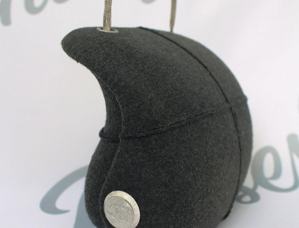 Chanel Millennium Limited Edition Wool Crossbody Bag
