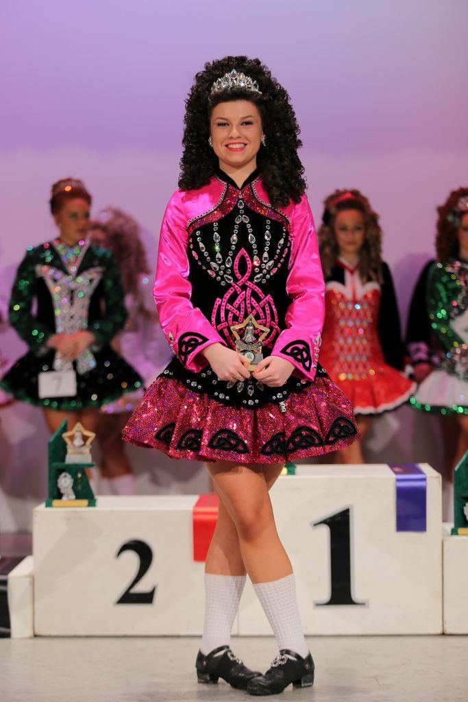 Meg (U19 Presentation McAleer Feis)