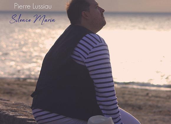 """1er album """"Silence Marin"""" (version numérique)"""